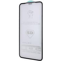 """Защитное стекло 5D Hard (full glue) (тех.пак) для Apple iPhone 11 (6.1"""")"""