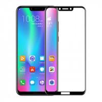 Защитное стекло Artis 2.5D CP+ на весь экран (цветное) для Huawei Honor 9i / 9N (2018)