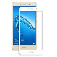 Купить Защитное стекло Artis 2.5D CP+ на весь экран (цветное) для Huawei Y7 Prime (2018)