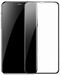 Защитное стекло Baseus 3D Arc 0.2mm (full glue) (SGAPIPH65) для Apple iPhone XS Max / 11 Pro Max