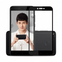 Купить Защитное стекло Artis 2.5D CP+ на весь экран (цветное) для Xiaomi Redmi 4X