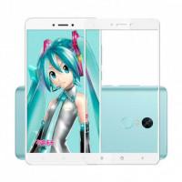 Купить Защитное стекло Artis 2.5D CP+ на весь экран (цветное) для Xiaomi Redmi Note 4X / Note 4 (SD)