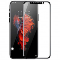 Защитное стекло King Fire 6D для Apple iPhone X / XS / 11 Pro (тех.пак)