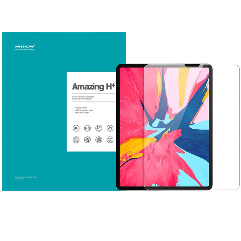 "Захисне скло Nillkin Anti-Explosion Glass (H+) з.краї для Apple iPad Pro 11"" (2018)"