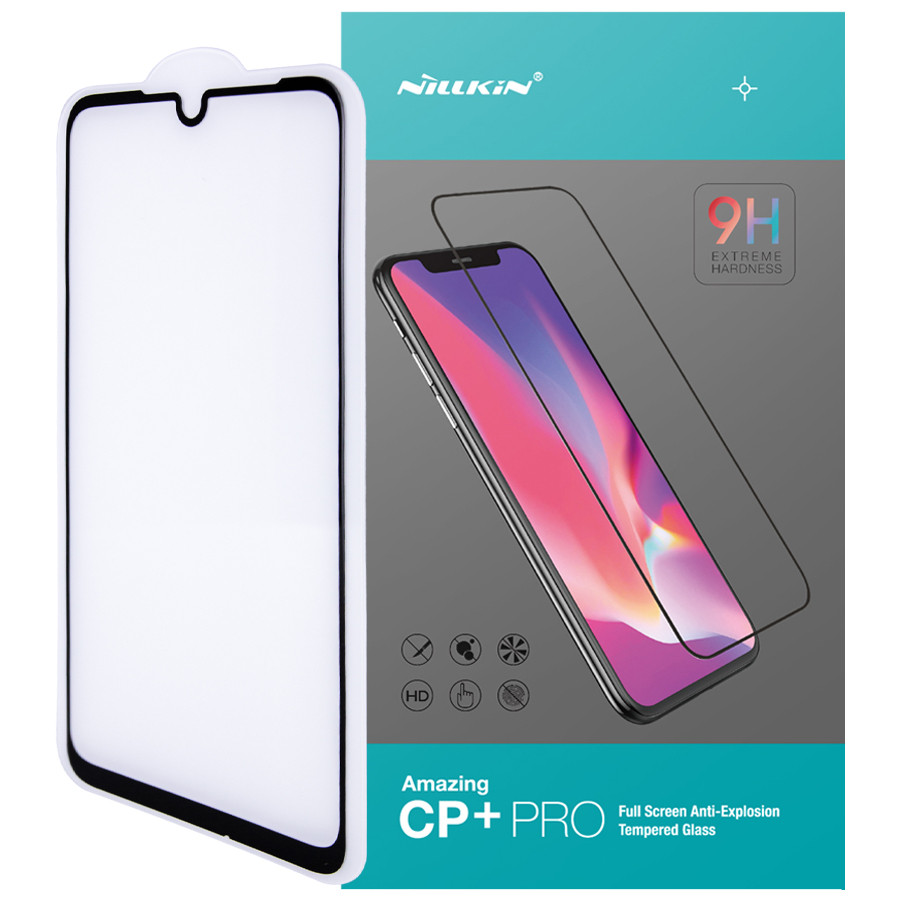 Защитное стекло Nillkin Anti-Explosion Glass Screen (CP+) для Xiaomi Redmi Note 7 / Note 7 Pro