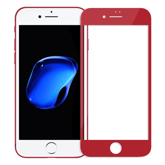 Купить Защитное стекло Nillkin Anti-Explosion Glass Screen (CP+ max 3D) для Apple iPhone 7 / 8 (4.7') за 399 грн