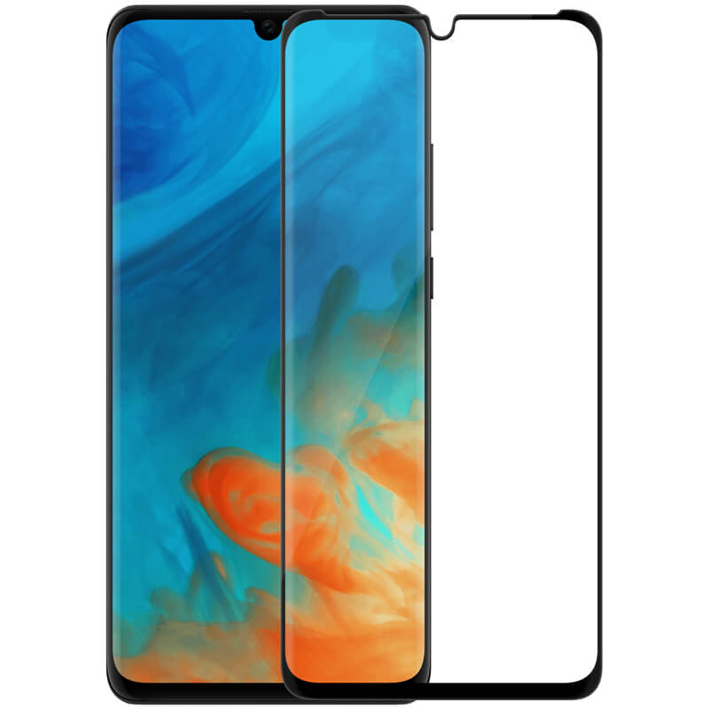 Защитное стекло Nillkin Anti-Explosion Glass Screen (CP+ max 3D) для Huawei P30 Pro