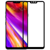 Защитное стекло Nillkin Anti-Explosion Glass Screen (CP+ max 3D) для LG G7+ / LG G7 ThinQ
