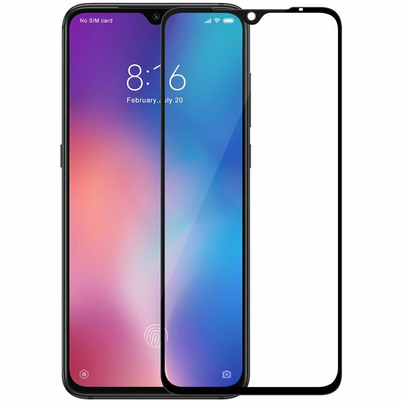 Захисне скло Nillkin Anti-Explosion Glass Screen (CP+ max 3D) для Xiaomi Mi 9