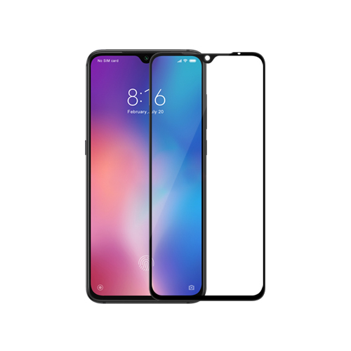 Захисне скло Nillkin Anti-Explosion Glass Screen (CP+ max XD) для Xiaomi Mi 9