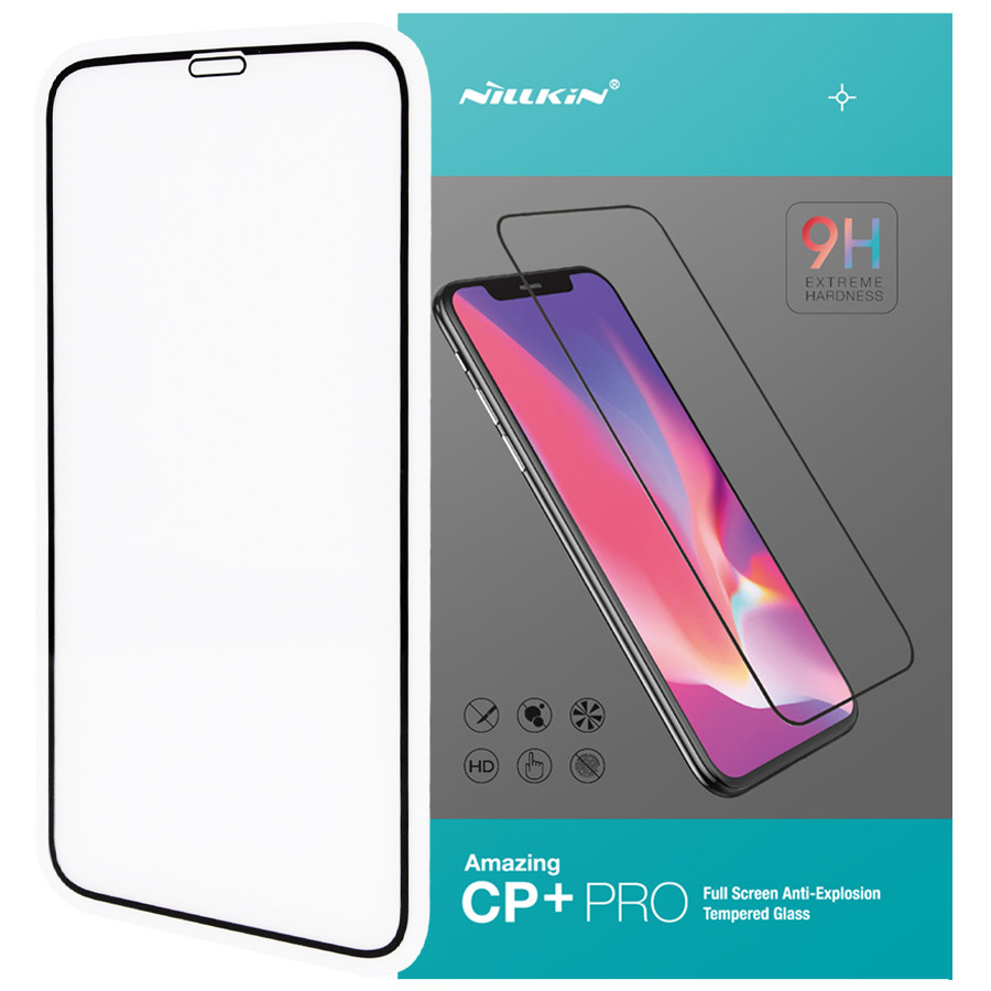 "Защитное стекло Nillkin Anti-Explosion Glass Screen (CP+PRO) для Apple iPhone 11 Pro (5.8"")"