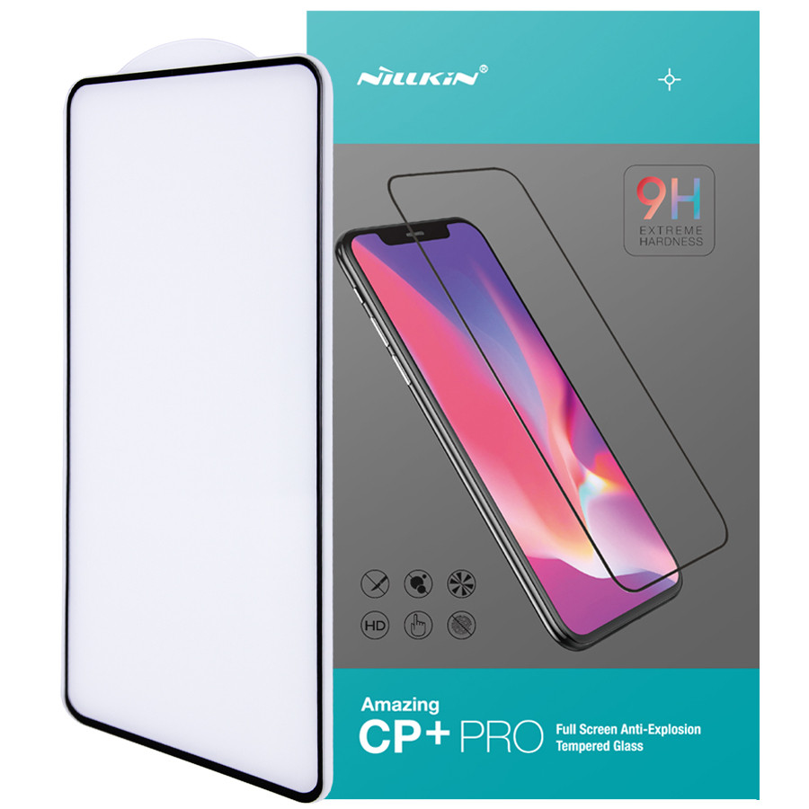 Защитное стекло Nillkin Anti-Explosion Glass Screen (CP+PRO) для Samsung Galaxy A80 / A90