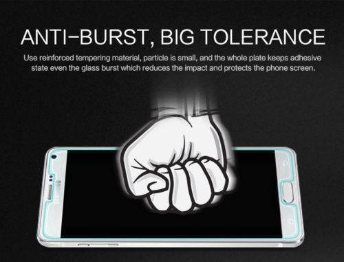 Защитное стекло Nillkin Anti-Explosion Glass Screen (H) для Samsung N910H Galaxy Note 4 на itsell.ua
