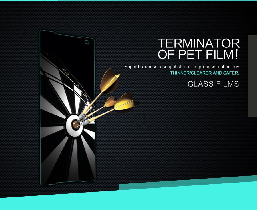 Фото Защитное стекло Nillkin Anti-Explosion Glass Screen (H) для Sony Xperia Z5 Compact в магазине itsell.ua