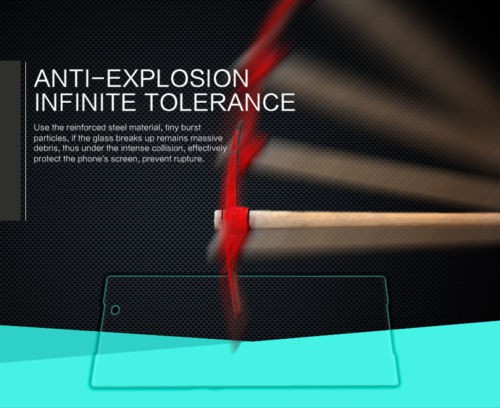 Защитное стекло Nillkin Anti-Explosion Glass Screen (H) для Sony Xperia Z5 Premium на itsell.ua