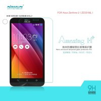 Защитное стекло Nillkin Anti-Explosion Glass Screen (H+)(з.края)для Asus Zenfone 2 (ZE551ML/ZE550ML)