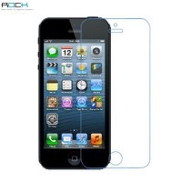 Защитное стекло ROCK Premium Tempered (2.5D) Glass (Anti-Blue Light) для Apple iPhone 5/5S/SE