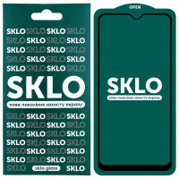 Защитное стекло SKLO 5D (full glue) для Xiaomi Redmi 7
