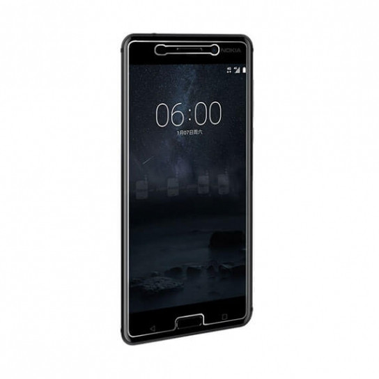 Захисне скло Ultra Tempered Glass 0.33mm (H+) для Nokia 6