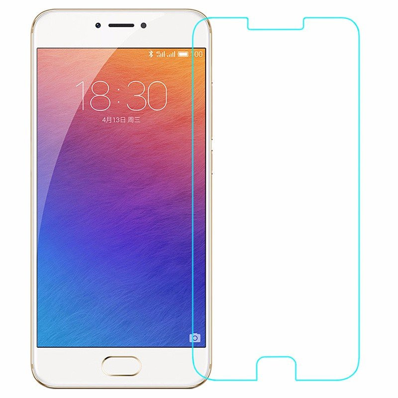 Захисне скло Ultra Tempered Glass 0.33mm (H+) для Meizu MX6
