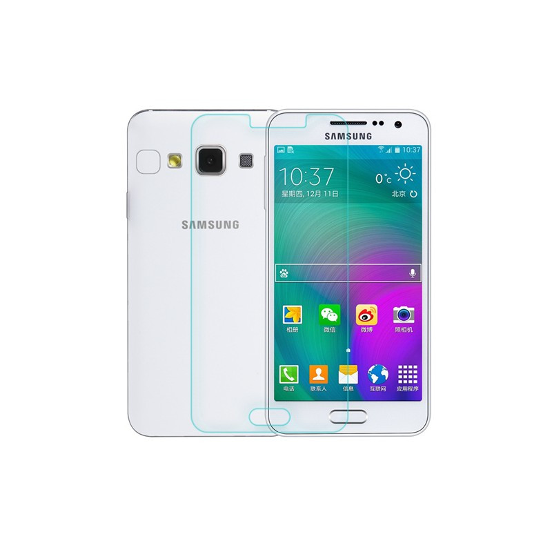 Купить Защитное стекло Ultra Tempered Glass 0.33mm (H+) для Samsung A300H / A300F Galaxy A3 (карт. уп-вка) за 153 грн
