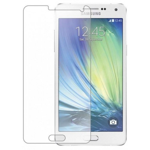 Фото Защитное стекло Ultra Tempered Glass 0.33mm (H+) для Samsung Galaxy A5 (A500H/A500F) (карт. уп-вка) (1 цвет) на itsell.ua