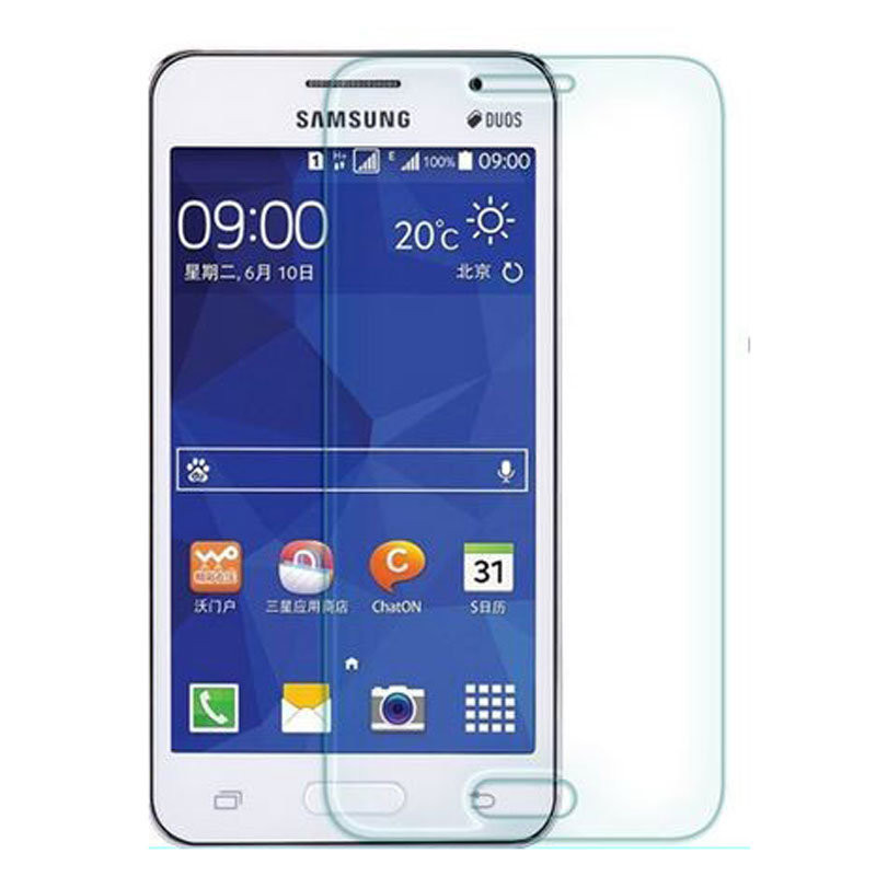 Защитное стекло Ultra Tempered Glass 0.33mm (H+) для Samsung G355 Galaxy Core 2 (карт. уп-вка)