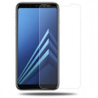 Защитное стекло Ultra 0.33mm для Samsung Galaxy A6 (2018) (в упаковке)