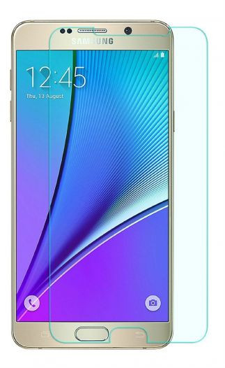 Защитное стекло Ultra Tempered Glass 0.33mm (H+) для Samsung Galaxy Note 5 (карт. упак)