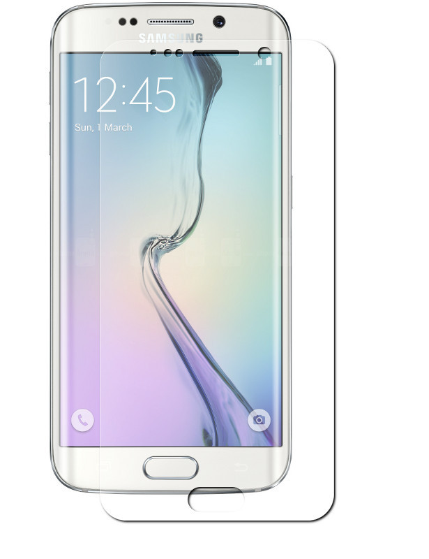 Купить Защитное стекло Ultra Tempered Glass 0.33mm (H+) для Samsung Galaxy S6 Edge Plus (карт. уп-вка) за 107 грн