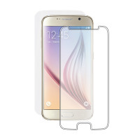 Защитное стекло Ultra Tempered Glass 0.33mm (H+) для Samsung Galaxy S6 G920F/G920D DS (карт. уп-вка)