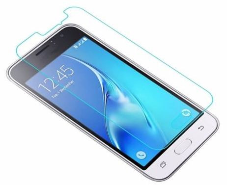 Захисне скло Ultra Tempered Glass 0.33mm (H+) для Samsung Galaxy J1 (2016) (J120F)