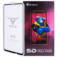 Защитное стекло Zifriend 5D Full Face (full glue) для Huawei P Smart Z / 9X / 9X Pro