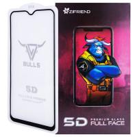 Захисне скло Zifriend 5D Full Face (full glue) для Xiaomi Redmi 7