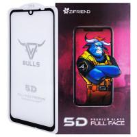 Защитное стекло Zifriend 5D Full Face (full glue) для Xiaomi Redmi Note 7 / Note 7 Pro / Note 7s