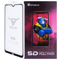 Защитное стекло Zifriend 5D Full Face (full glue) для Xiaomi Redmi Note 8