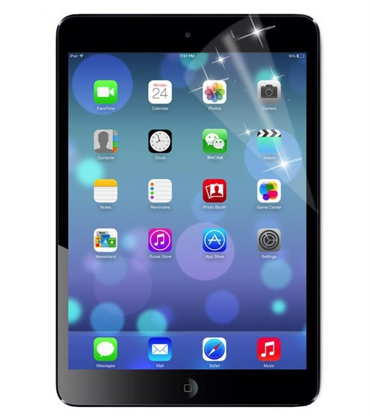 Защитная пленка Grand-X Anti Glare для Apple IPAD AIR/iPad Air 2