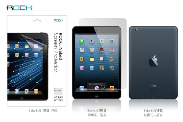 Защитная пленка ROCK для iPad Mini / Apple IPAD mini (RETINA)/Apple IPAD mini 3 (матовая)