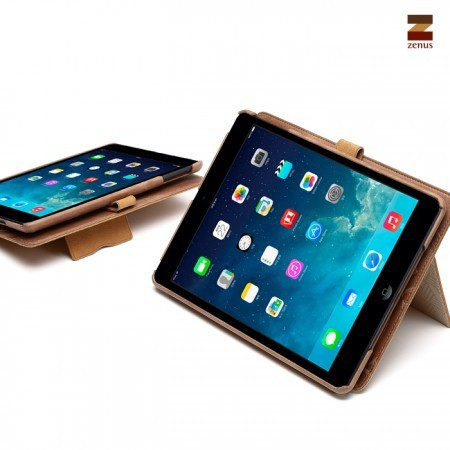 Кожаный чехол Zenus Prestige Vintage with Signage Series для Apple IPAD AIR на itsell.ua