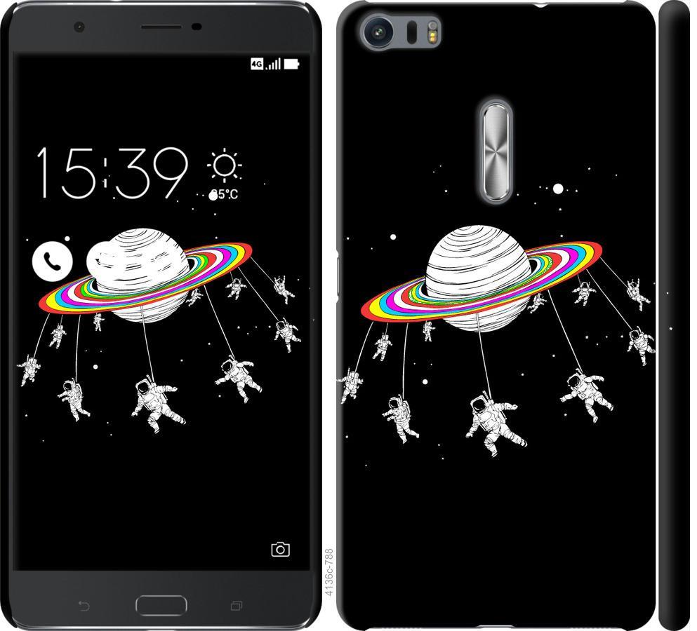Чохол на Asus Zenfone 3 Ultra ZU680KL Місячна карусель